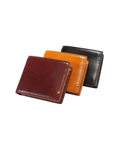 ADC(ADC)/GORBE イタリアンレザー二つ折り財布/6B897_img01