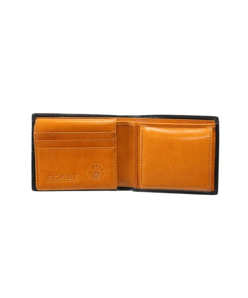 ADC(ADC)/GORBE イタリアンレザー二つ折り財布/6B897_img03