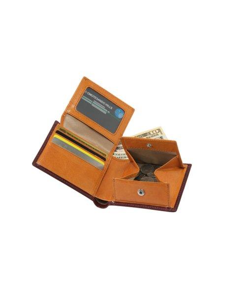 ADC(ADC)/GORBE イタリアンレザー二つ折り財布/6B897_img05