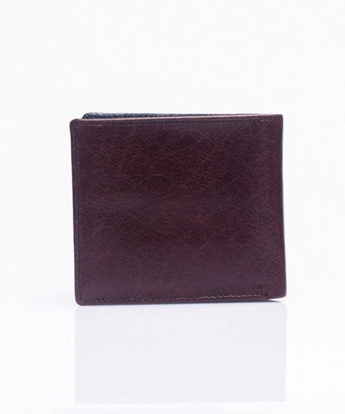 ADC(ADC)/ENZODESIGN アニリンバッファローレザー純札二つ折り財布/6B955_img01