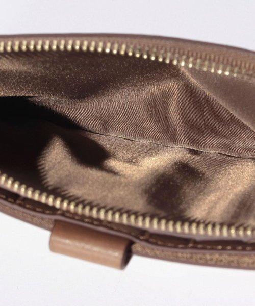gino marina luxe(ジーノマリーナリュクス)/パイソン牛革財布/404582_img12