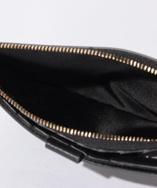 gino marina luxe(ジーノマリーナリュクス)/パイソン牛革財布/404582_img15