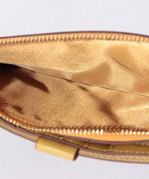 gino marina luxe(ジーノマリーナリュクス)/パイソン牛革財布/404582_img16
