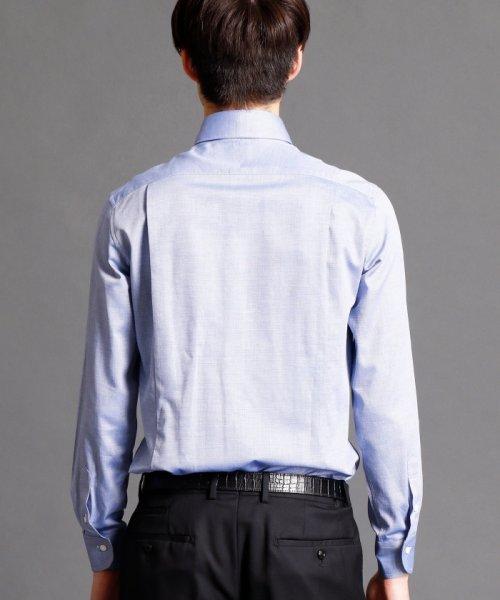 MONSIEUR NICOLE(ムッシュニコル)/セミワイドカラードレスシャツ/7162-8802_img01