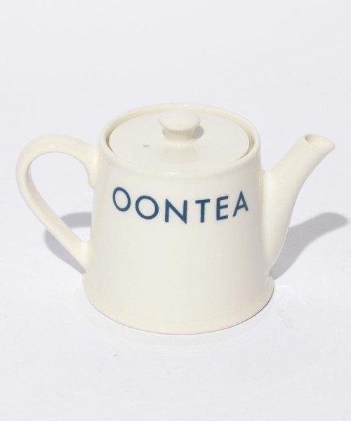Afternoon Tea LIVING(アフタヌーンティー・リビング)/EF19 ロゴティーポット/EF1944785_img01