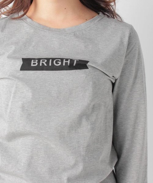 URBAN RESEARCH OUTLET(アーバンリサーチ アウトレット)/【UR】BRIGHTロゴTee【アーバンリサーチ】/UR7421X001_img17