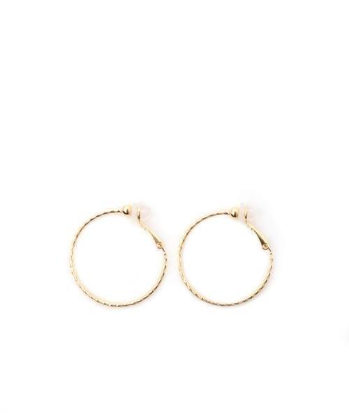 colleca la(コレカラ)/[サイズとカラーが選べる]ベーシックフープイヤリング/queite/424658_img02