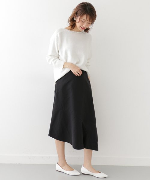 URBAN RESEARCH OUTLET(アーバンリサーチ アウトレット)/【WAREHOUSE】アシンメトリースカート/WH7425N007_img03