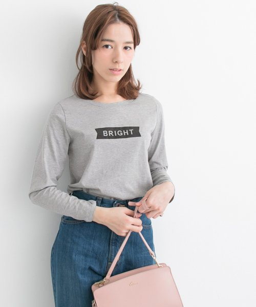 URBAN RESEARCH OUTLET(アーバンリサーチ アウトレット)/【UR】BRIGHTロゴTee【アーバンリサーチ】/UR7421X001_img03