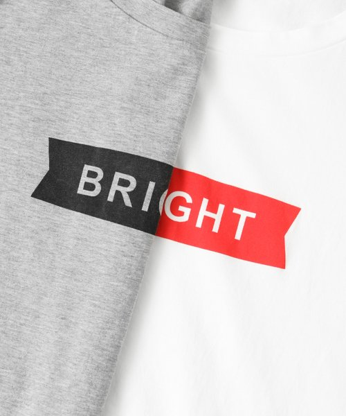 URBAN RESEARCH OUTLET(アーバンリサーチ アウトレット)/【UR】BRIGHTロゴTee【アーバンリサーチ】/UR7421X001_img14