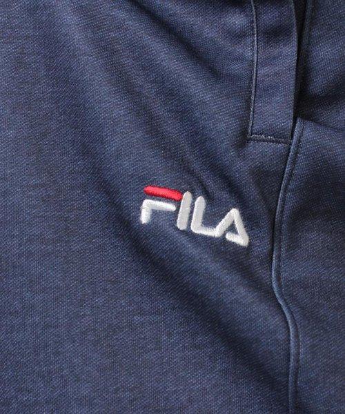 FILA(フィラ)/ジャージ デニムプリントロングパンツ/417608_img04