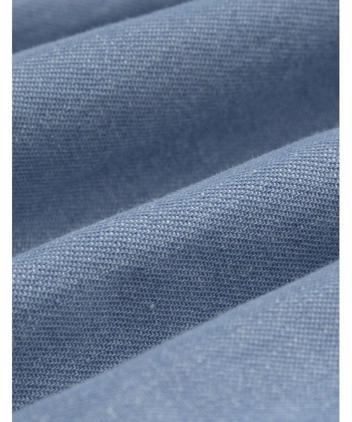 Re:EDIT(リエディ)/刺繍オフショルダンガリートップス/121426_img08