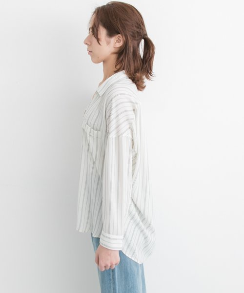 URBAN RESEARCH OUTLET(アーバンリサーチ アウトレット)/【UR】とろみスキッパーブラウス【アーバンリサーチ】/UR7423Q005_img06