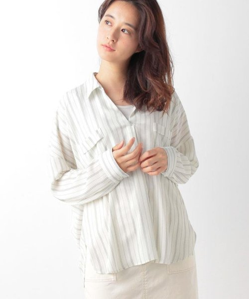 URBAN RESEARCH OUTLET(アーバンリサーチ アウトレット)/【UR】とろみスキッパーブラウス【アーバンリサーチ】/UR7423Q005_img22