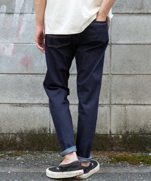 『Mt Design 3776xGramicci』:別注デニムMountain Pants 画像1