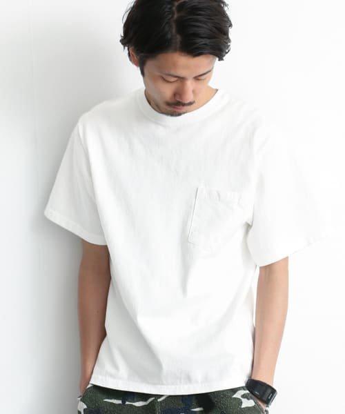 『グッドウェア』7.2oz Tシャツ ポケット付き 画像