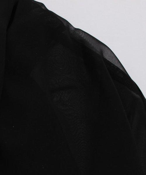 STRAWBERRY FIELDS(ストロベリーフィールズ)/シフォンボレロ/7112307_img05