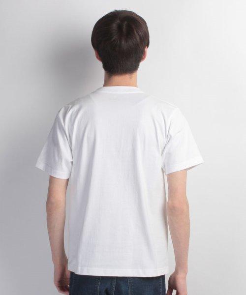 JNSJNM(ジーンズメイト メンズ)/【HANES】BEEFY‐T ポケットTシャツ/214276007_img02