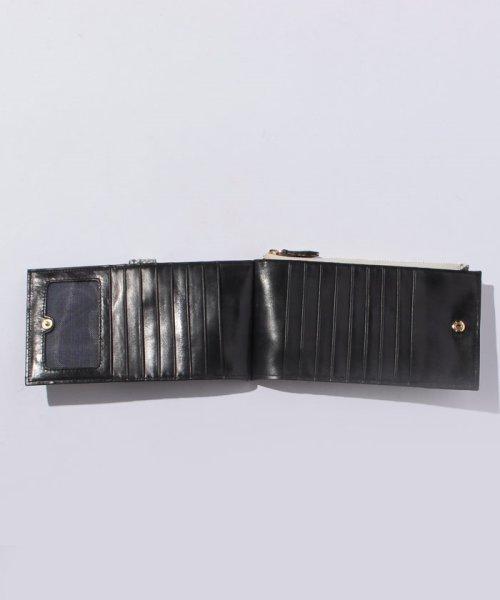 gino marina luxe(ジーノマリーナリュクス)/パイソン財布/913582_img05