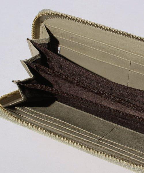 gino marina luxe(ジーノマリーナリュクス)/クロコダイル財布/M86651_img03