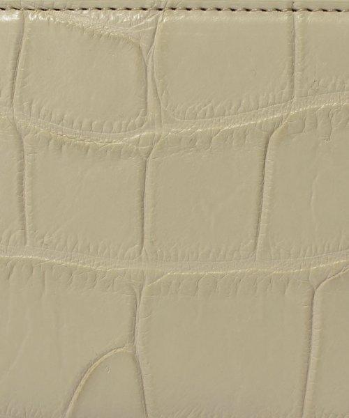 gino marina luxe(ジーノマリーナリュクス)/クロコダイル財布/M86651_img04