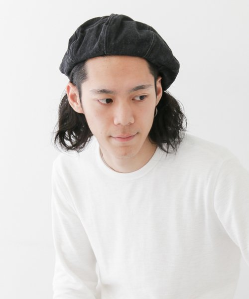 URBAN RESEARCH(アーバンリサーチ)/【WAREHOUSE】DENIMWASHBERET/WH731CY001_img01