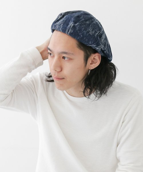 URBAN RESEARCH(アーバンリサーチ)/【WAREHOUSE】DENIMWASHBERET/WH731CY001_img02