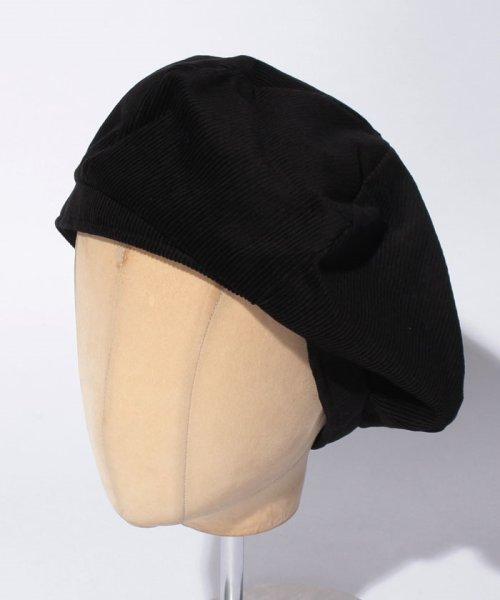 MIIA(ミーア)/コーデュロイベレー帽/35630460_img02