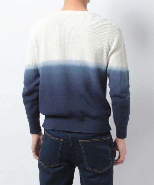 URBAN RESEARCH OUTLET(アーバンリサーチ アウトレット)/【WAREHOUSE】綿レーヨンバイカラーニット/WH7412M015_img04