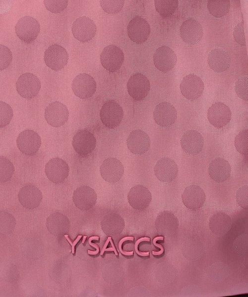 Y'SACCS(イザック)/Polka Dots ラウンドショルダーバッグ/Y710301_img05