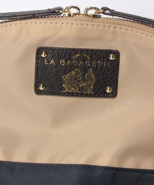 LA BAGAGERIE(ラ バガジェリー)/ウォータープルーフナイロン リュック&ショルダーバッグ/B610111_img07