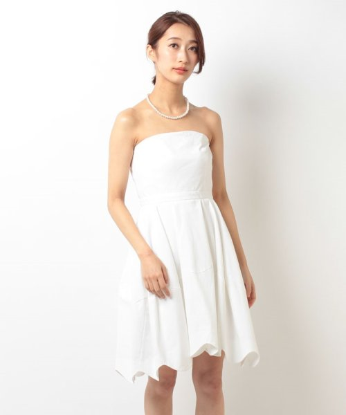 form forma(フォルムフォルマ)/【ウェディングドレス】2WAYショートウェディングドレス/0501954_img05
