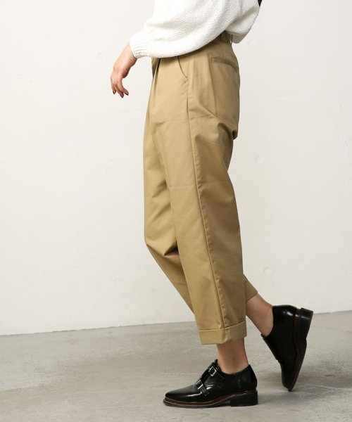 AZUL by moussy(アズールバイマウジー)/Wrangler×AZUL TAPERED PANTS/250ASS316061_img02