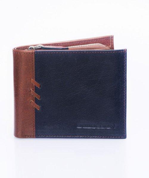 ADC(ADC)/ENZODESIGN アニリンバッファローレザーフリム二つ折り財布/6B956_img12