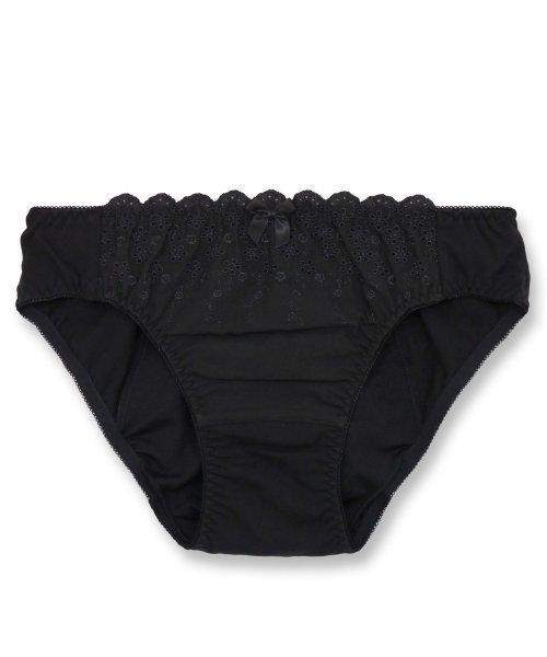 fran de lingerie(フランデランジェリー)/Cotton Dragee コットンドラジェ コーディネートサニタリー(ナイト用)/fb080g172d_img01