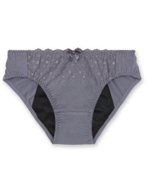 fran de lingerie(フランデランジェリー)/Cotton Dragee コットンドラジェ コーディネートサニタリー(ナイト用)/fb080g172d_img02