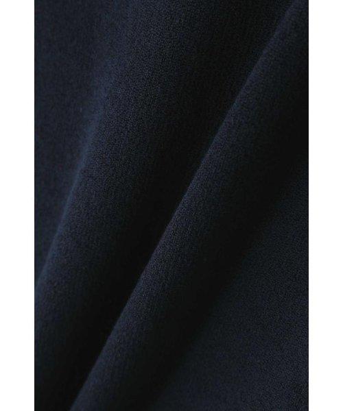 NATURAL BEAUTY(ナチュラル ビューティー)/[内田嶺衣奈さん着用][ウォッシャブル]片畦オフショルダーニット/0187170304_img11