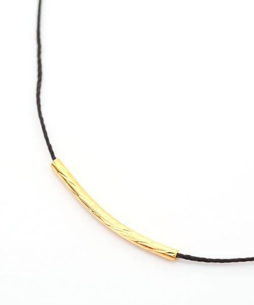 colleca la(コレカラ)/ねじりパイプ・2連アンクレット/queite/426065_img04