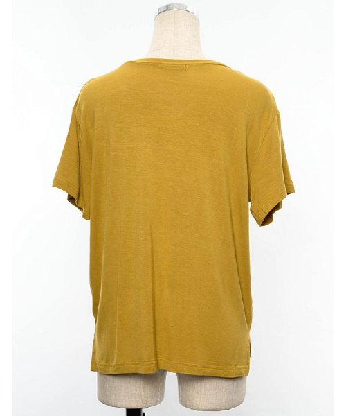 Re:EDIT(リエディ)/選べるVネックTシャツ/119491_img11