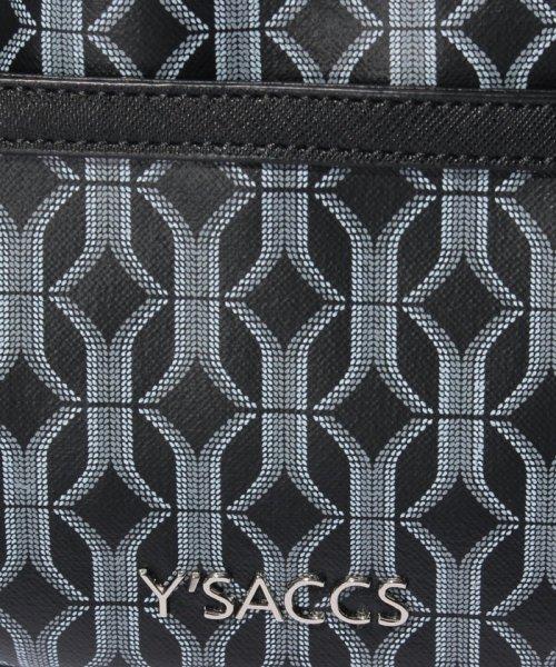 Y'SACCS(イザック)/モノグラムプリント ショルダーバッグ/Y710901_img04