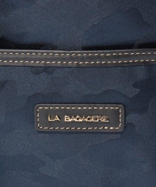 LA BAGAGERIE(ラ バガジェリー)/カモフラジャカードナイロン リュックサック Sサイズ/B620304_img04