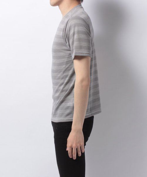URBAN RESEARCH OUTLET(アーバンリサーチ アウトレット)/【WAREHOUSE】TRボーダー半袖TEE/WH7511M005_img01