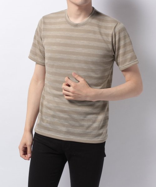 URBAN RESEARCH OUTLET(アーバンリサーチ アウトレット)/【WAREHOUSE】TRボーダー半袖TEE/WH7511M005_img05