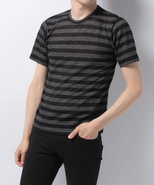URBAN RESEARCH OUTLET(アーバンリサーチ アウトレット)/【WAREHOUSE】TRボーダー半袖TEE/WH7511M005_img06