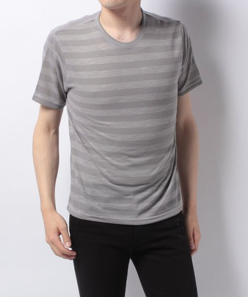 URBAN RESEARCH OUTLET(アーバンリサーチ アウトレット)/【WAREHOUSE】TRボーダー半袖TEE/WH7511M005_img07