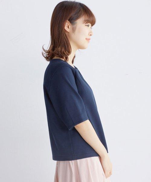 haco!(ハコ)/made in Japan ハニカム素材でしっかり&今気分なトップス/452107_img11