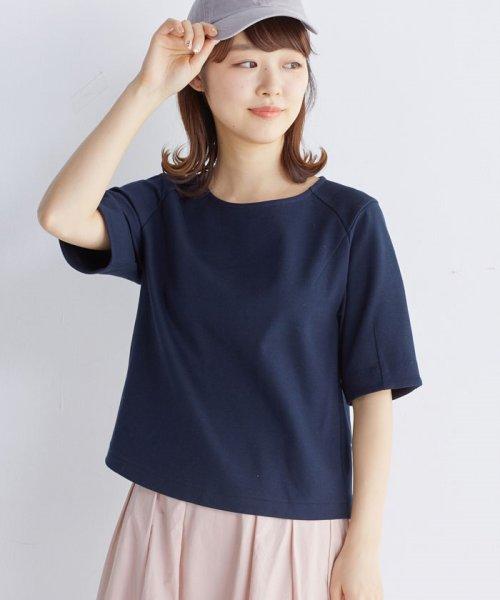haco!(ハコ)/made in Japan ハニカム素材でしっかり&今気分なトップス/452107_img15