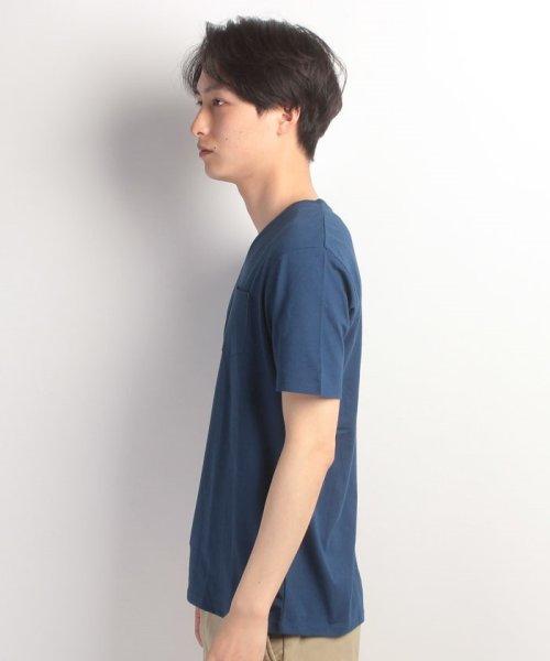 JNSJNM(ジーンズメイト メンズ)/【FREE GATE】汗染み防止VネックTシャツ/210010156_img01