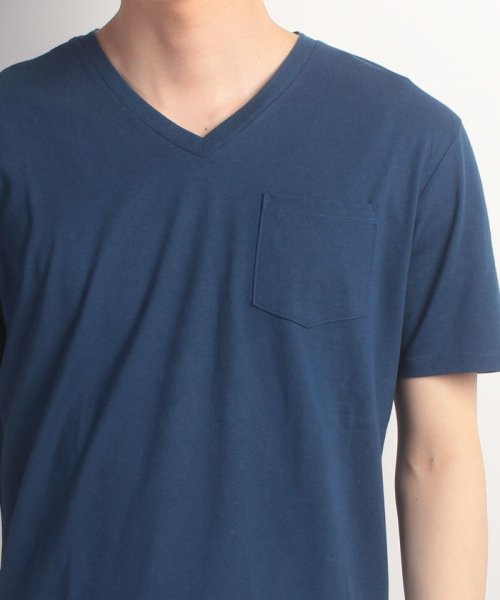 JNSJNM(ジーンズメイト メンズ)/【FREE GATE】汗染み防止VネックTシャツ/210010156_img03