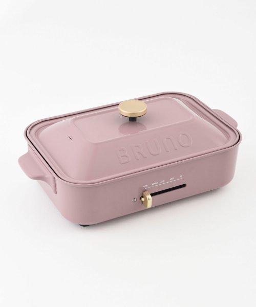 BRUNO(ブルーノ)/コンパクトホットプレート/BOE021_img01